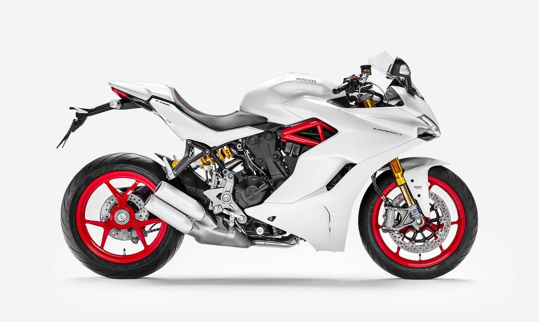 Ducati Supersport The Energy Of Sport Wherever It Goes Ducati Supersport Ducati Motorcycles Supersport