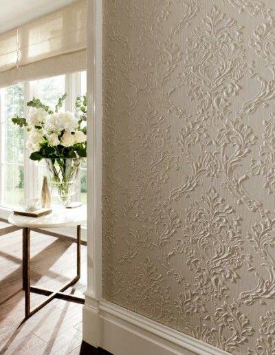 lincrusta walls pinterest wallpaper wall papers. Black Bedroom Furniture Sets. Home Design Ideas