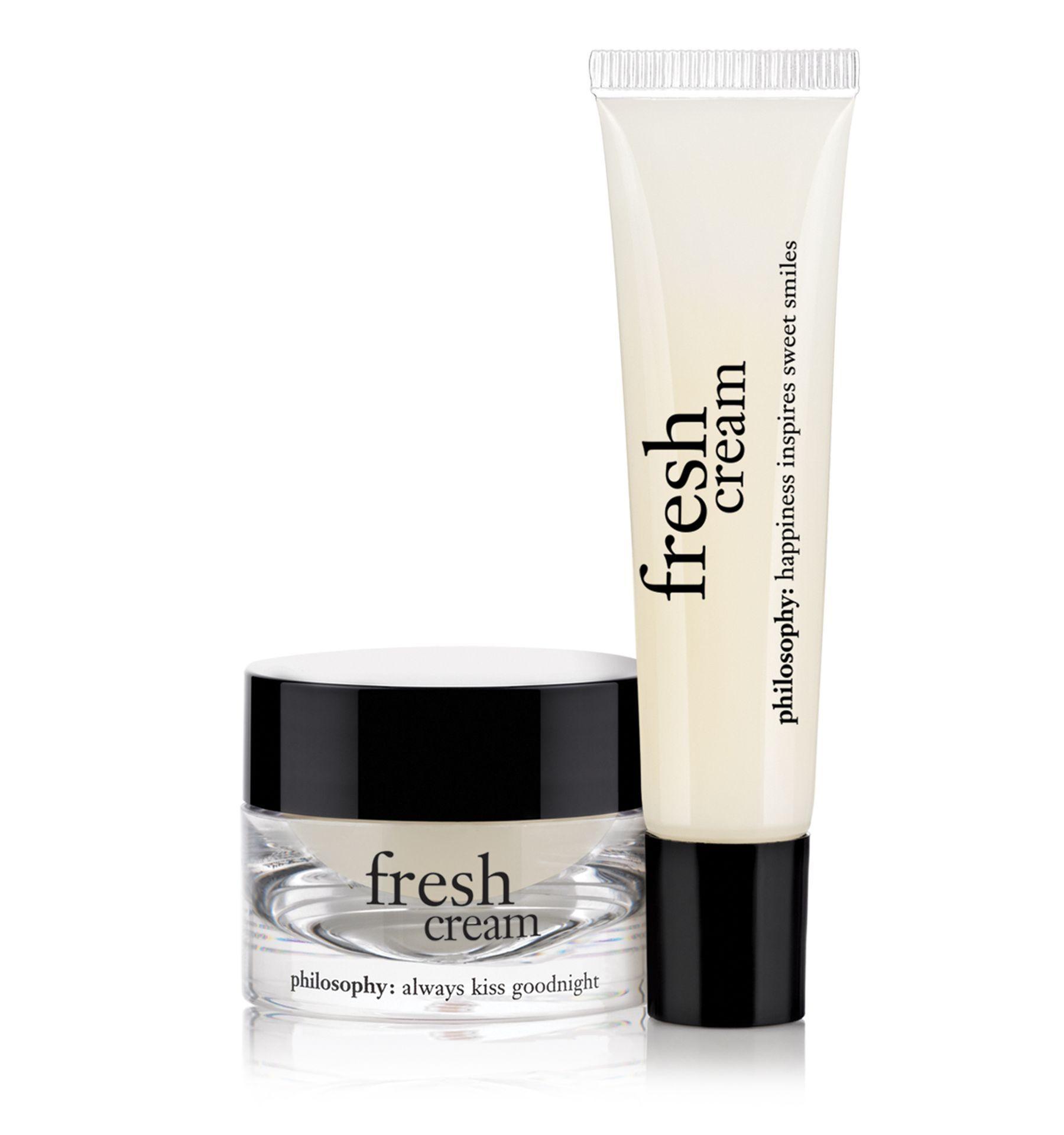 Fresh Cream Lip Duo Philosophy Lip Shines Philosophy Fresh Cream Fresh Cream Philosophy Beauty