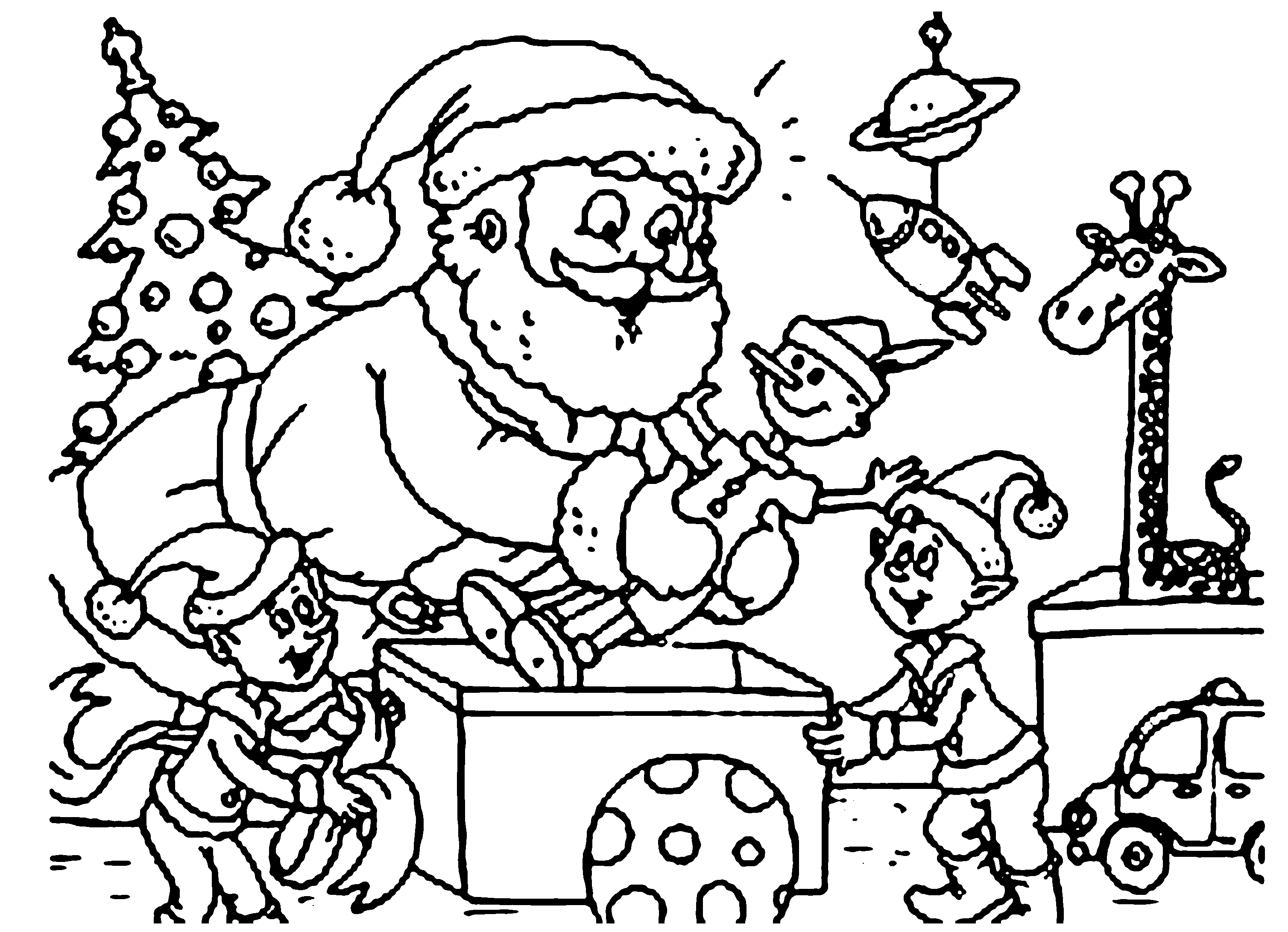 CHRISTMAS COLORING PAGES | Coloring Pages for Kids | Coloring Sheets ...