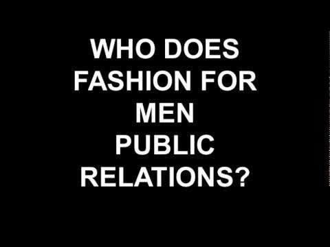 5WPR DOES FASHION FOR  MEN PUBLIC RELATIONS Ronn Torossian - http://www.7tv.net/5wpr-does-fashion-for-men-public-relations-ronn-torossian/