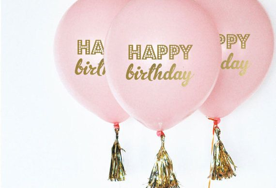 BLOWOUT SALE Birthday Party Balloons