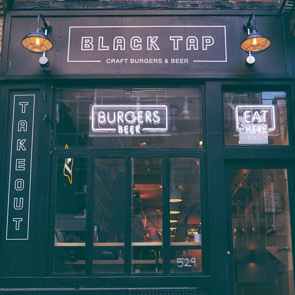 Pin by dana gigler on dining around craft burger black