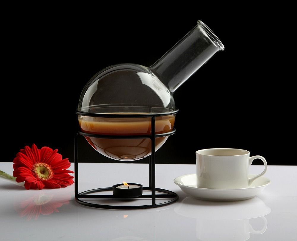 European Style Gl Coffee Pod With Tealight Warmer Tea Pot Glware Set Jpg 1 000 811 Pikseli