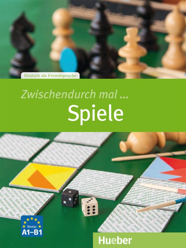 Hueber | Shop/Katalog | Zwischendurch mal ... Spiele ...