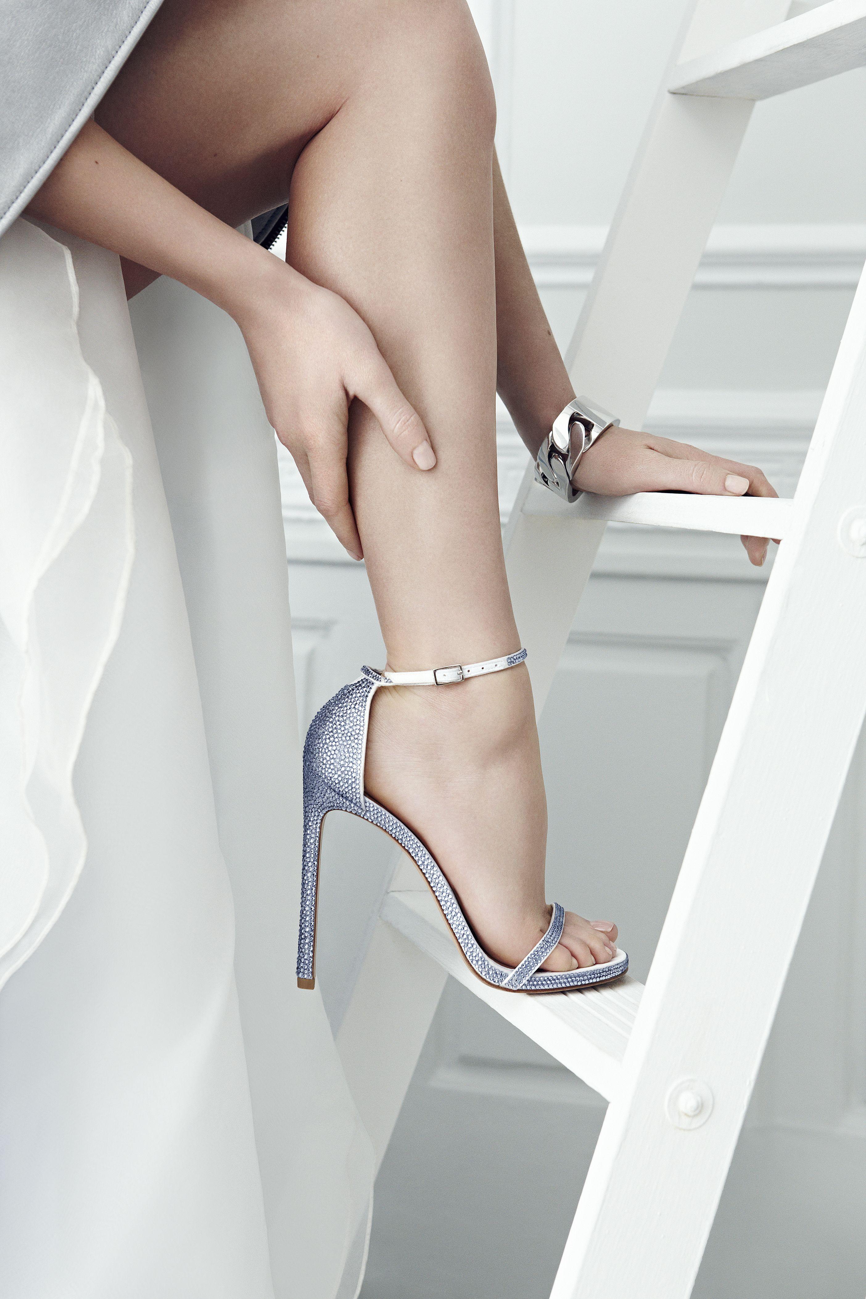 The Bridal Collection Bridal Shop Stuart Weitzman Stuart Weitzman Bridal Bridal Shoes Heels