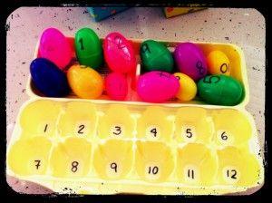 ¡El domingo de Pascua está por llegar y les tenemos muchas  ideas divertidas y deliciosas para celebrarlo con los nenes de manera creativa!
