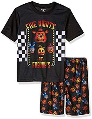 Five Nights At Freddy/'s Panels Boy/'s T-Shirt