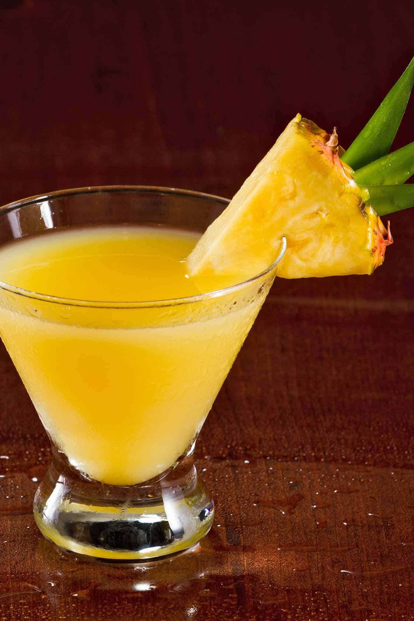 what can i make with pineapple juice