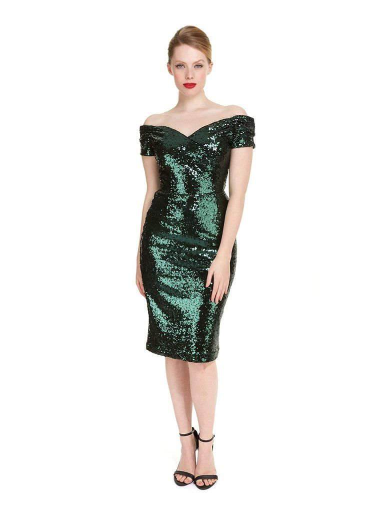 Realisation - The Ozzie Poison Ivy Dress | All The Dresses