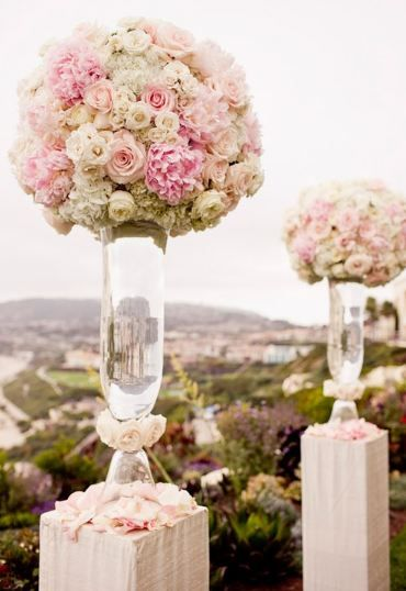 Pink Reception Wedding Flowers Decor Flower Centerpiece Arrangement Add Pic Source On Comment And We Will