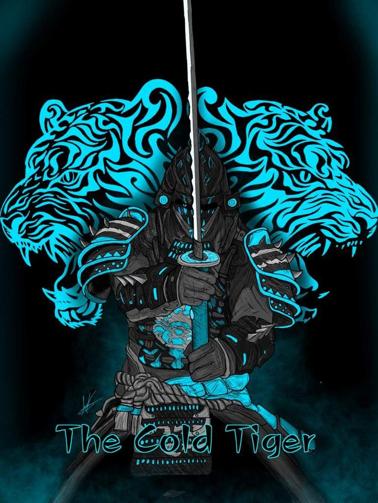 Arte Bianca Wikipedia The Cold Tiger Revamp Wiki For Honor Amino For Honor In
