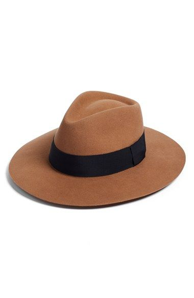 8e5ec8572 rag & bone 'Range' Wool Fedora available at #Nordstrom | HATS | Rag ...