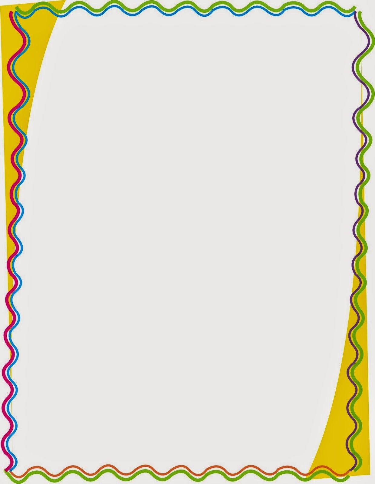 Bordes para caratulas de ni os portadas caratulas for Sticker decorativos para ninos