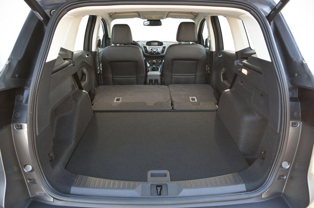 Ford Kuga Review Ford Kuga Ford Rear Seat