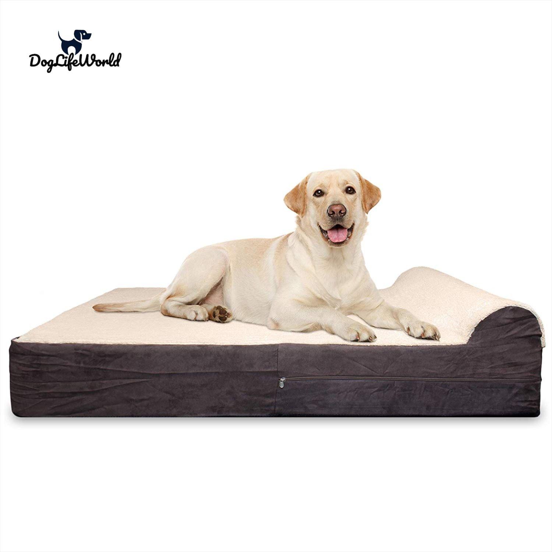 Kopeks 7 Inch Orthopedic Dog Bed Orthopedic Dog Bed Dog Couch