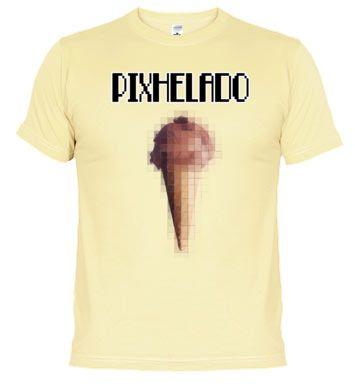 Camiseta Pixhelado