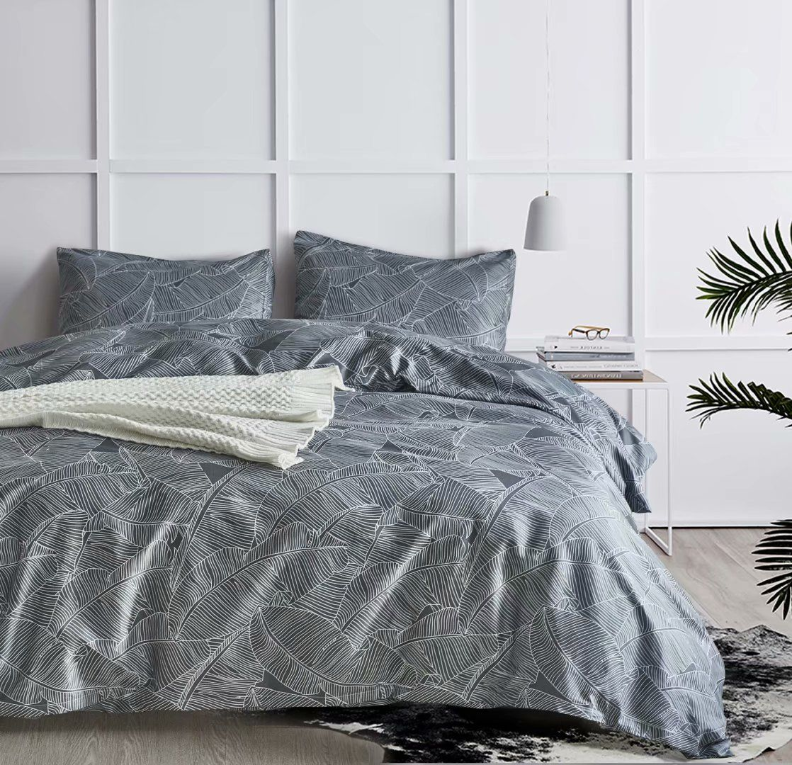 Wholesale Disperse Printed Luxury Comforter With Pillows Queen