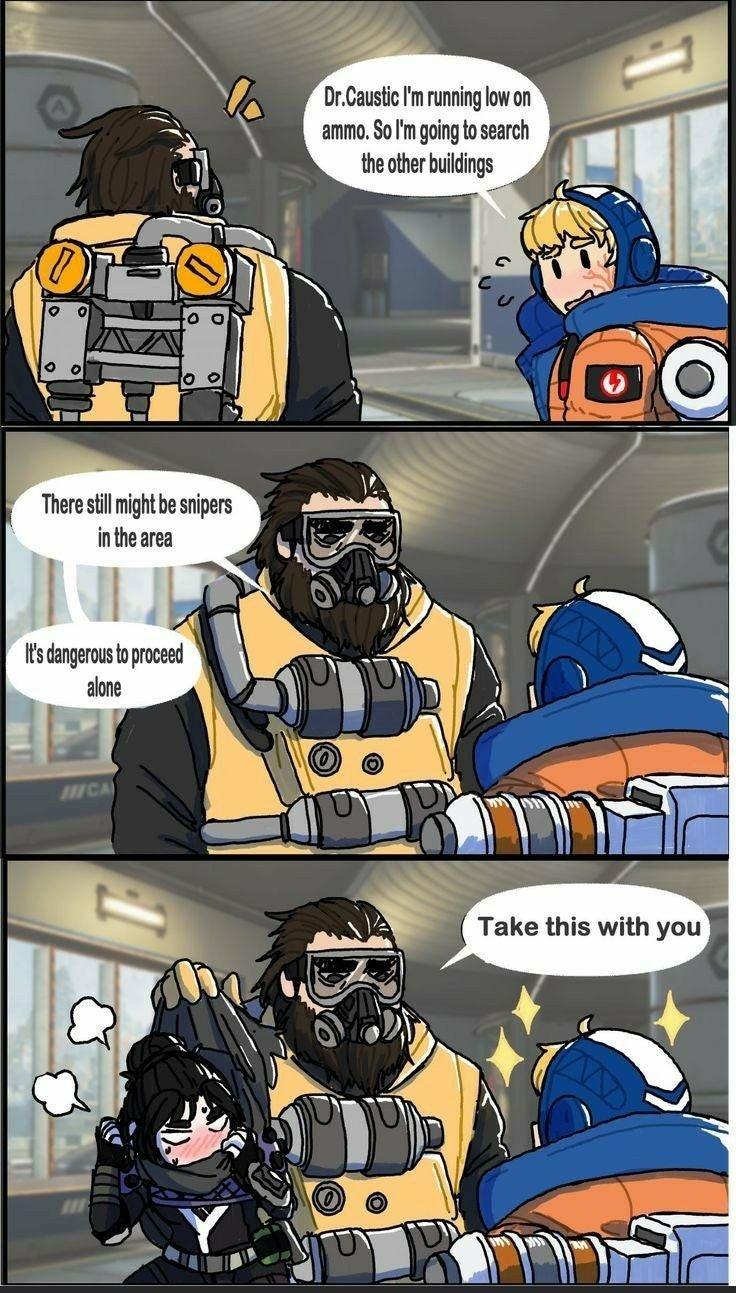 Pin By Shivan Rodrenstein On Apexd Funny Comics Titanfall Gamer Humor