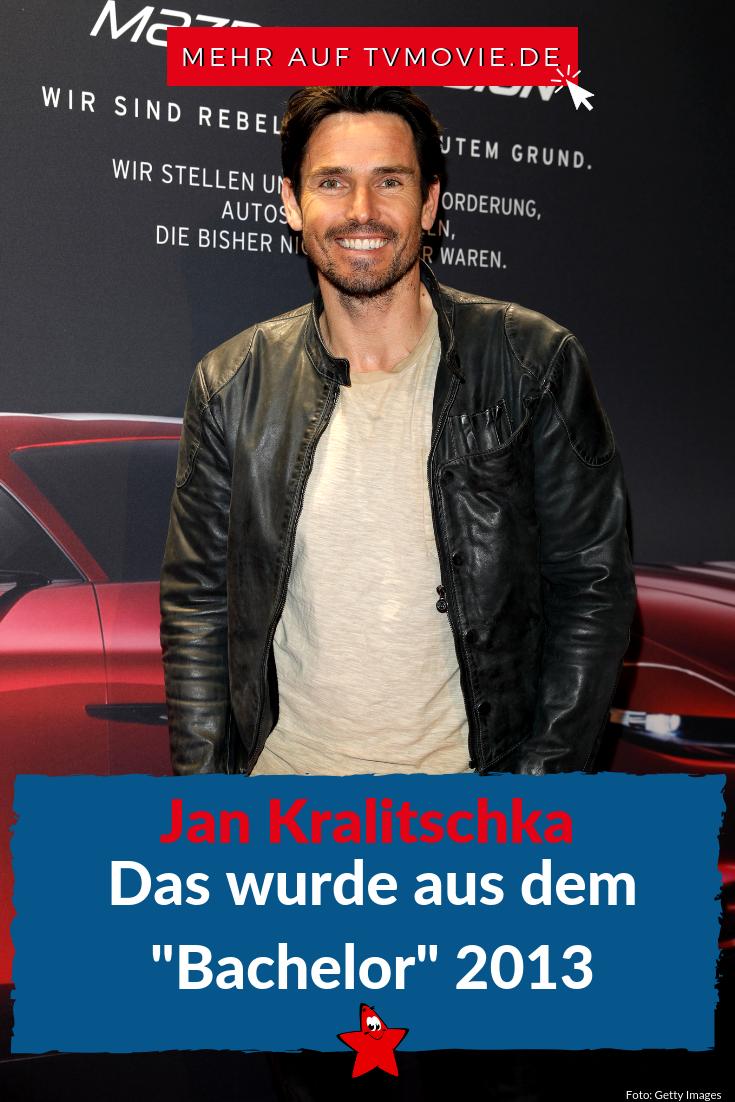 Jan Kralitschka War Der Bachelor 2013 Bachelor Und