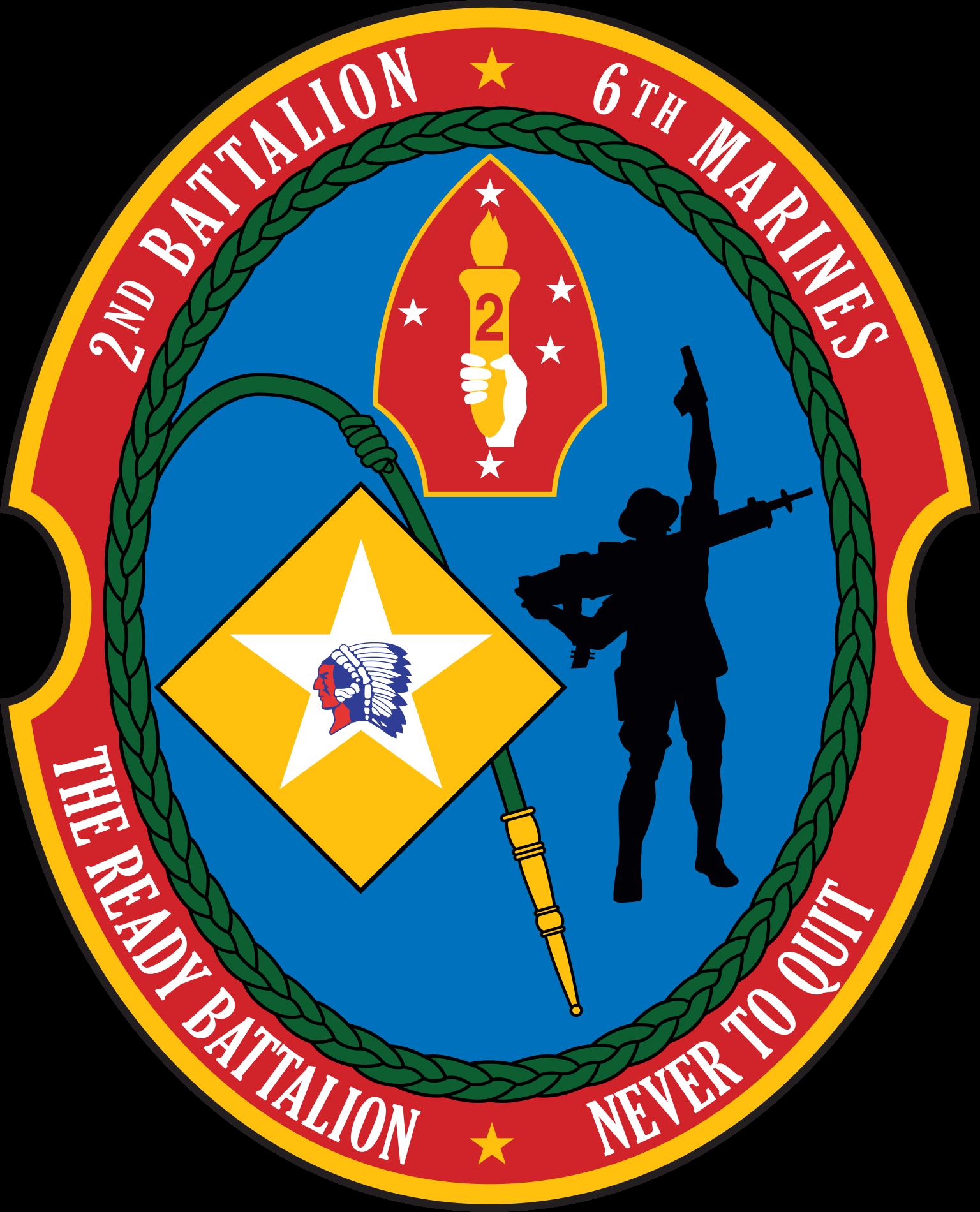 2nd Battalion 6th Marine Regiment of United States