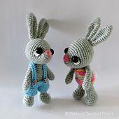 Ravelry: Beach Bunnies Free Amigurumi Pattern pattern by Serah Basnet