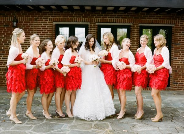 Best Red Wedding Ideas