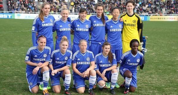 Челси футбол команда