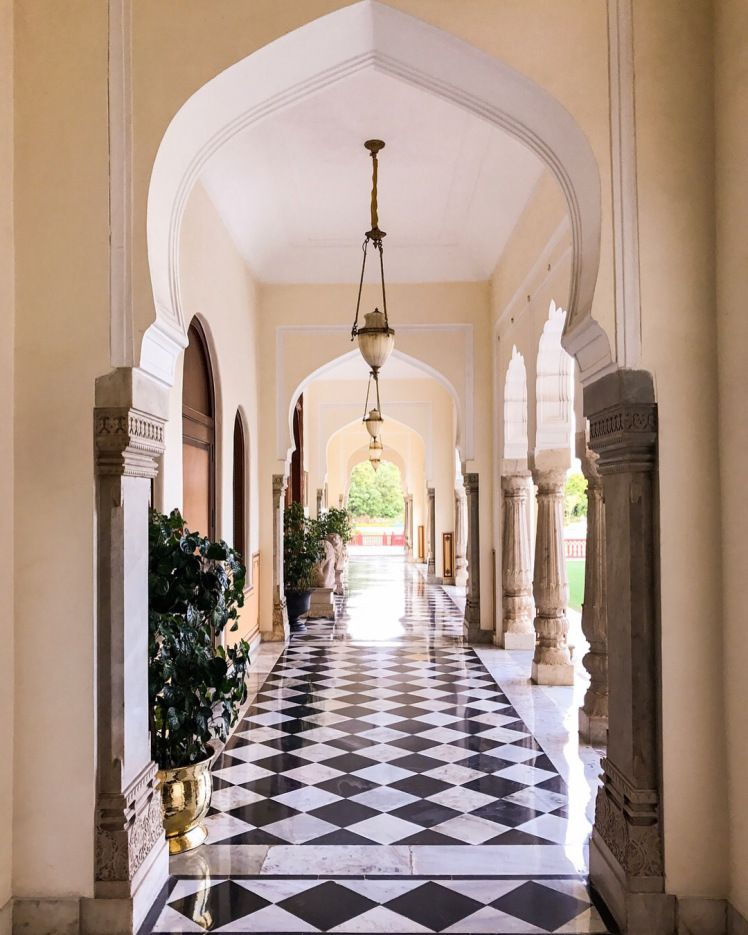 Inside Rambagh #Palace In #Jaipur In 2019