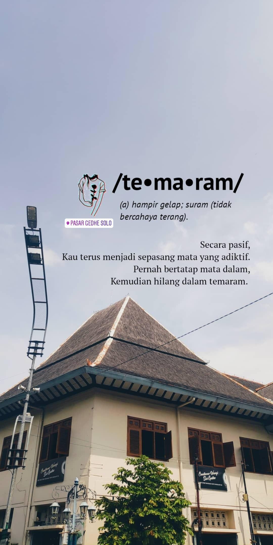 Temaram Kutipan Hidup Terbaik Kata Indah Real Estate Dalam Bahasa Indonesia