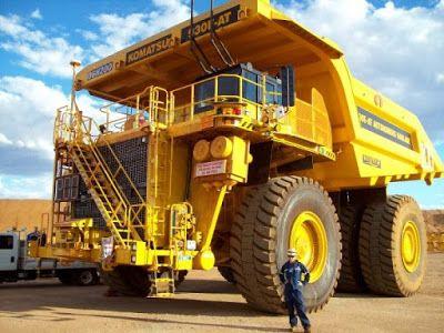 Top 5 Biggest Trucks In The World Dump Trucks Giant Truck Trucks