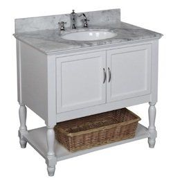 5 Bathroom Vanities Like Pottery Barn S Classic Console 30 Inch Bathroom Vanity Traditional Bathroom Vanity Kitchen Bath Collection