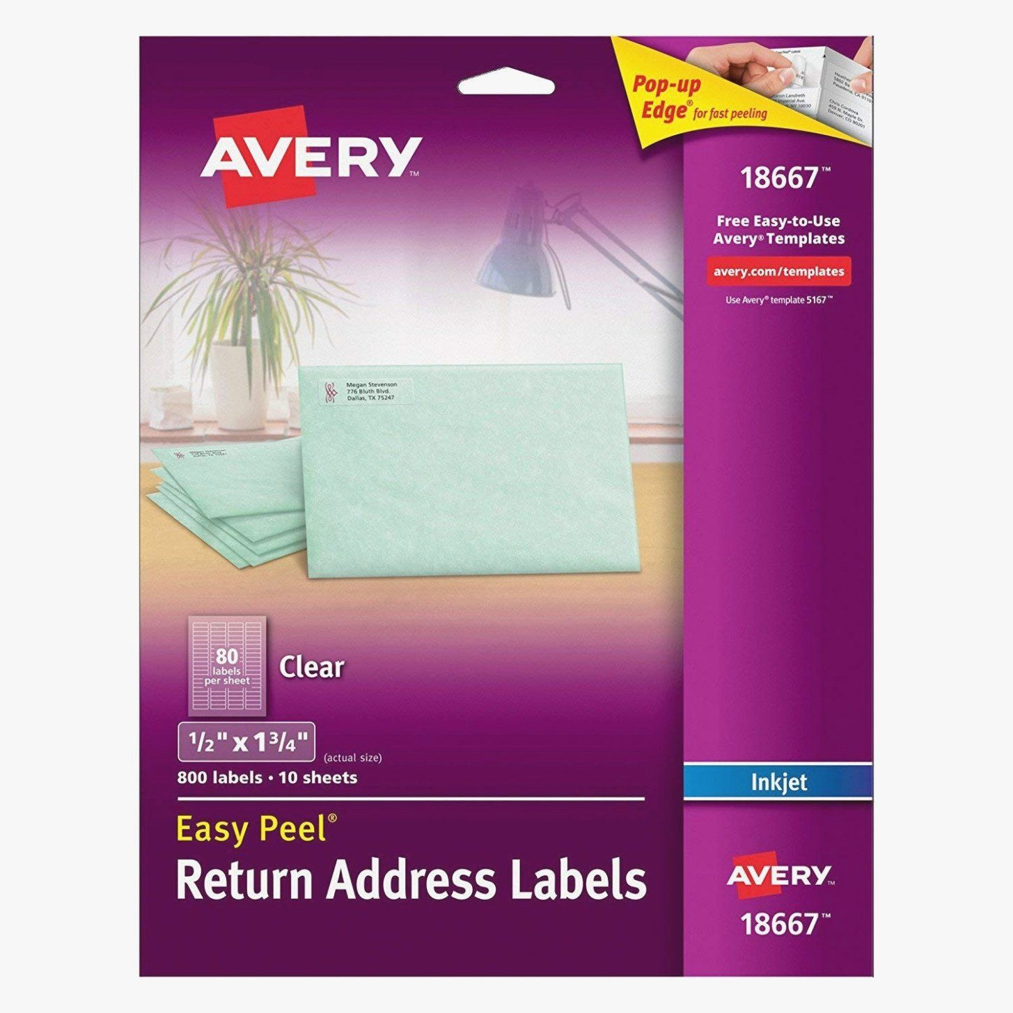 Avery Return Address Labels 5267 New Ten Things To Know About Avery Return Address Labels 14 Tem In 2020 Clear Return Address Labels Return Address Labels Clear Labels