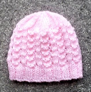Premature Baby Hats pattern by Esther Kate #premiebabyhats