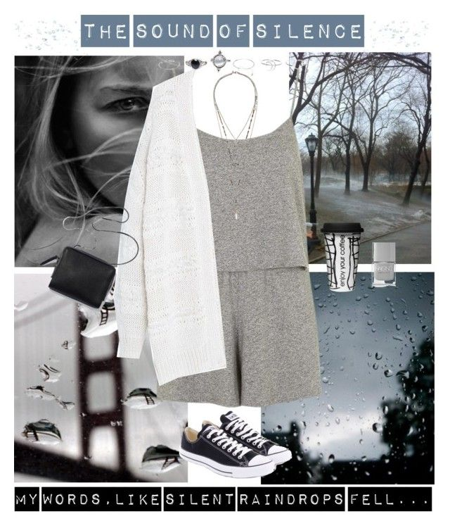 """""""The sound of silence"""" by blueonyx25 ❤ liked on Polyvore"""