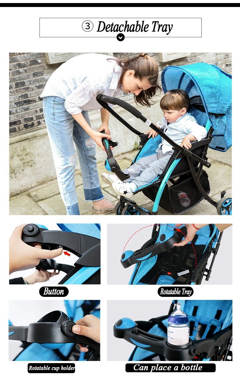 Good Quality Mother And Child Stroller Bike For Sale With