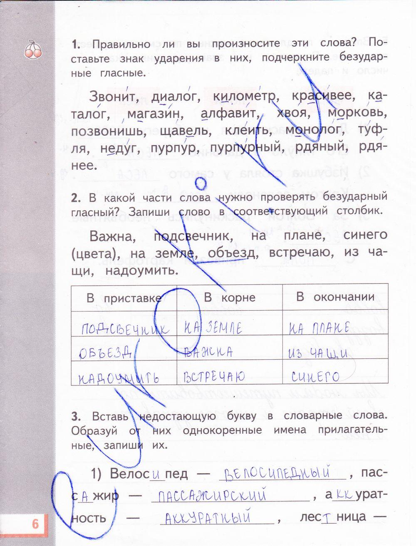 Решебник по русскому языку 4 класс желтковской