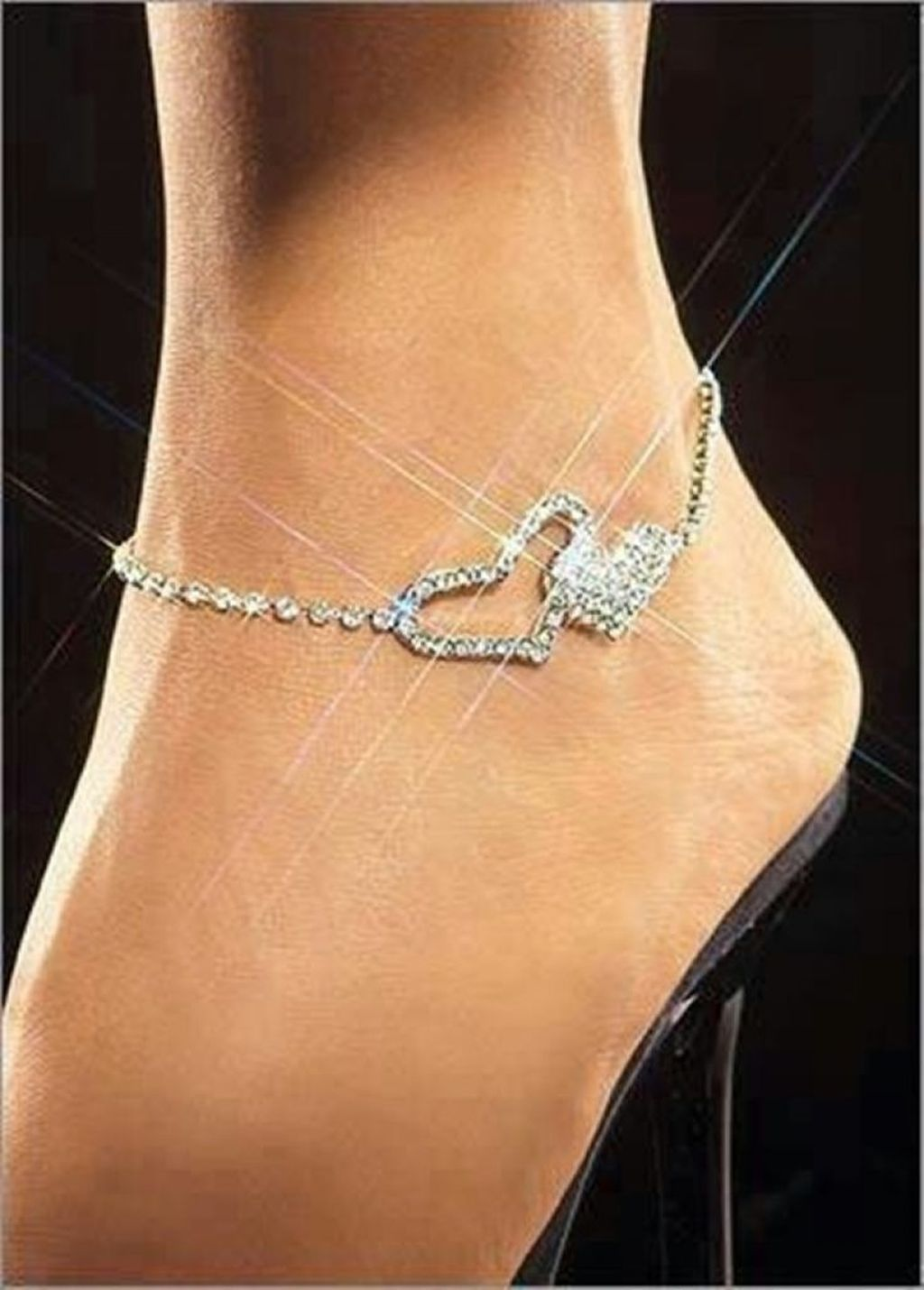 anklet ankle bracelets design chain designs best tattoos bracelet tattoo free exceptional creativefan tag cool