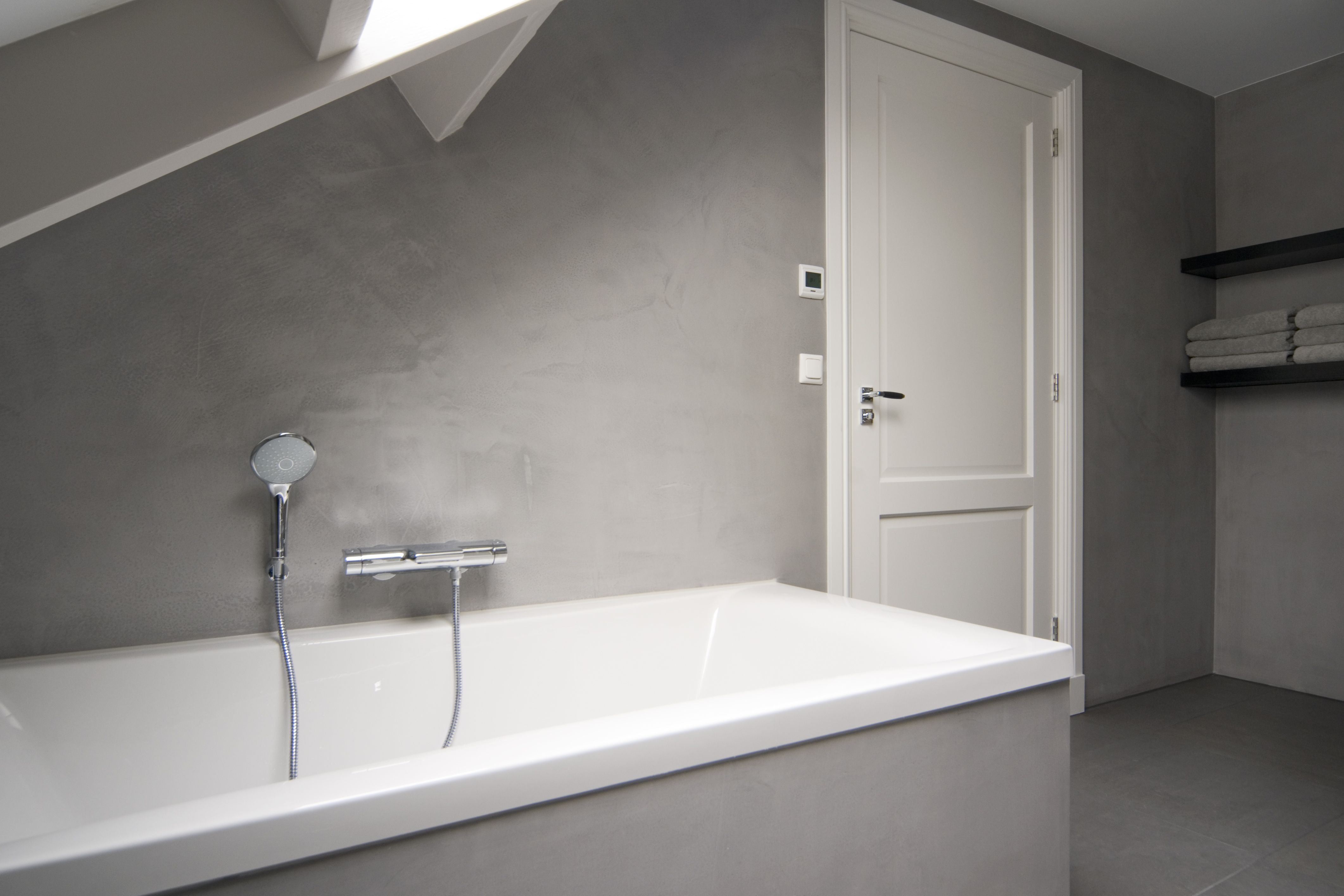 Badkamer Stuc Voorbeelden : Pandomo badkamer # voorbeelden werk stukadoorsbedrijf h. keijzer