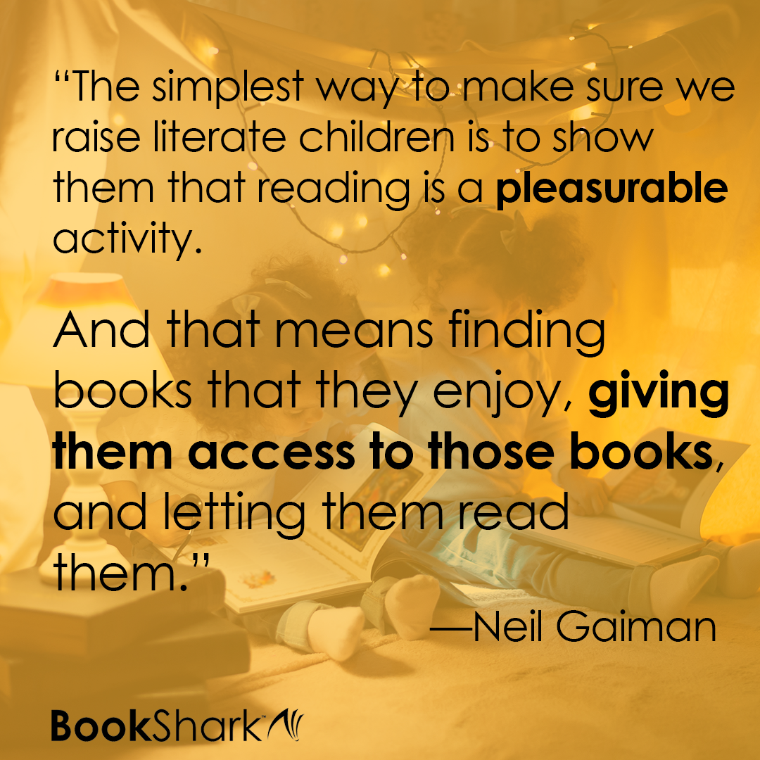 The Simplest Way To Make Sure We Raise Literate Children