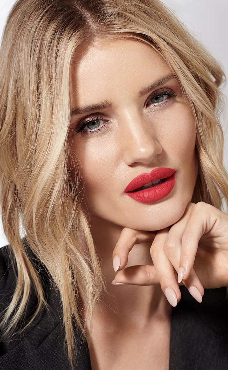 Rosie HuntingtonWhiteley's Makeup Picks bareMinerals