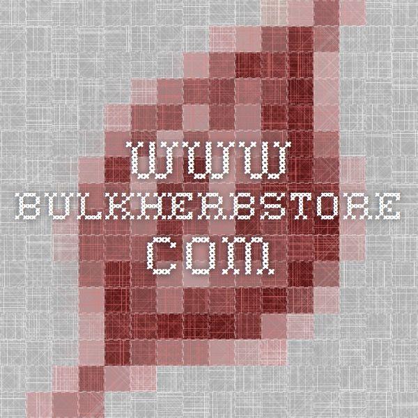 www.bulkherbstore.com
