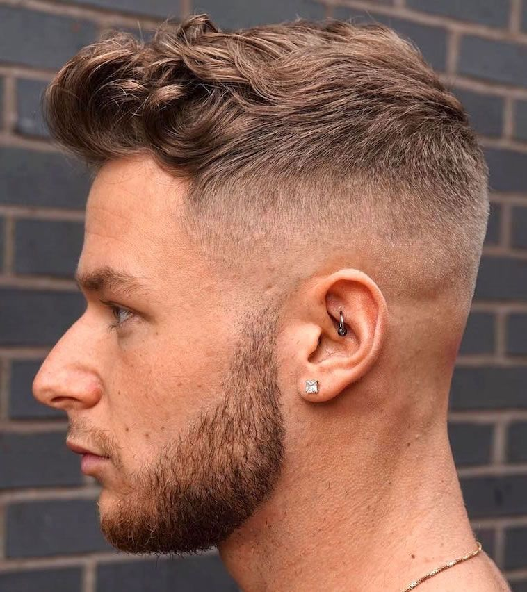 14 Modern Curly Short Haircuts For Men 2019 2020 Mens Haircuts