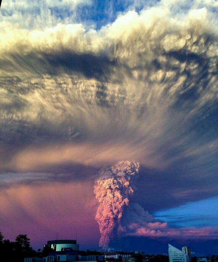 Amazing volcano!