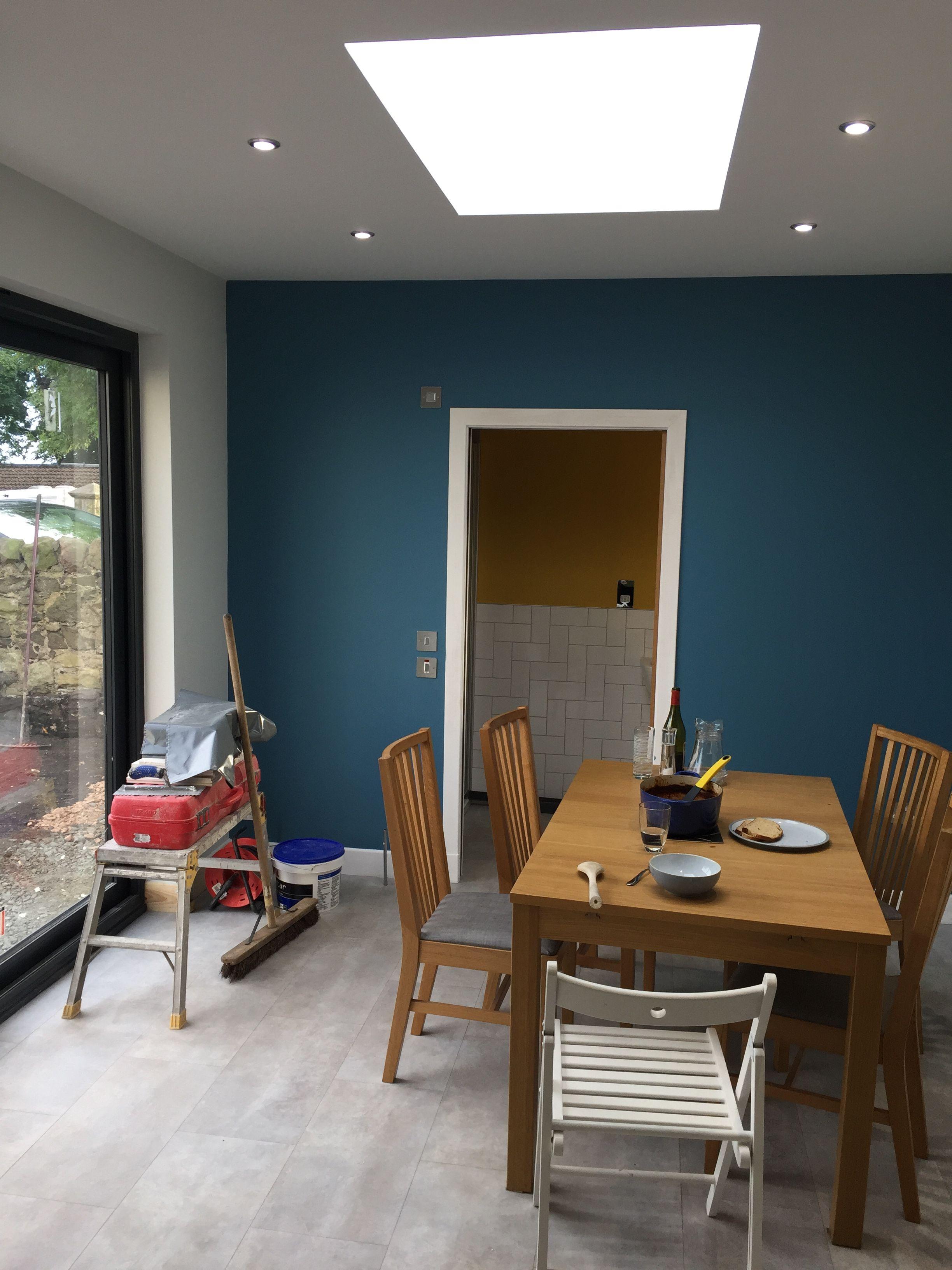 Dulux Blue Bathroom Paint Colours