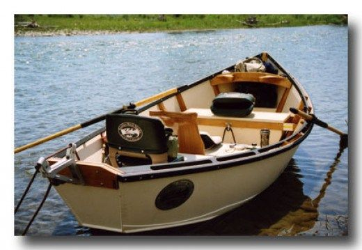 Do It Yourself Home Design: PDF Plans Plans For Wood Drift Boat Download Do It