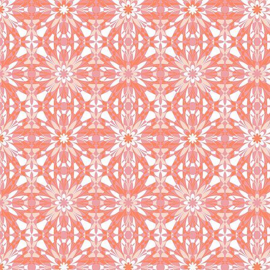 Starlet - Pink via MuralsYourWay.com