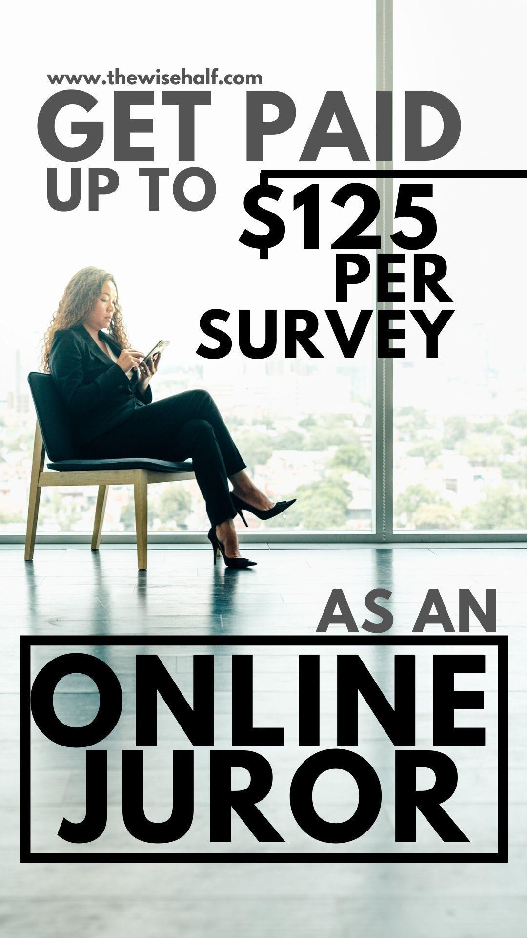 So verdienen Sie bis zu 125 US-Dollar als Mock-Juror. 6 Unternehmen, mit denen man zusammenarbeiten kann.   – Work from home jobs