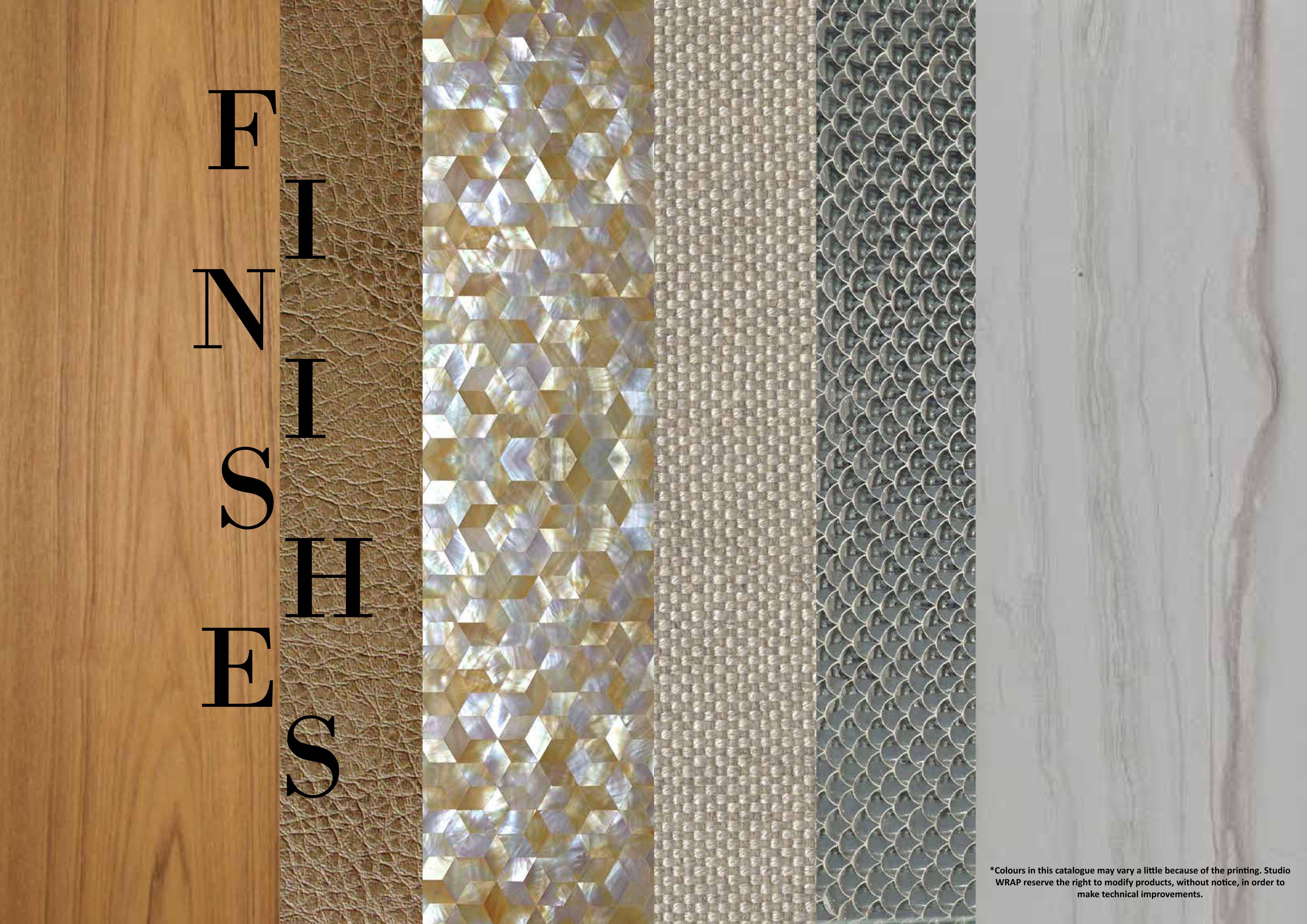 Studio Wrap Furniture Catalogue Vol I Furniture