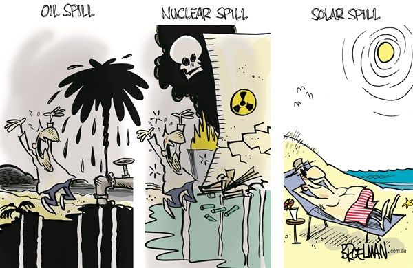 It S Friday Again Enjoy Our Solar Cartoon And Have A